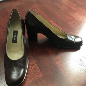Bally Nouba Pumps